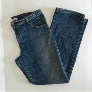 Levi's 550 relaxed bootcut jeans 12 M